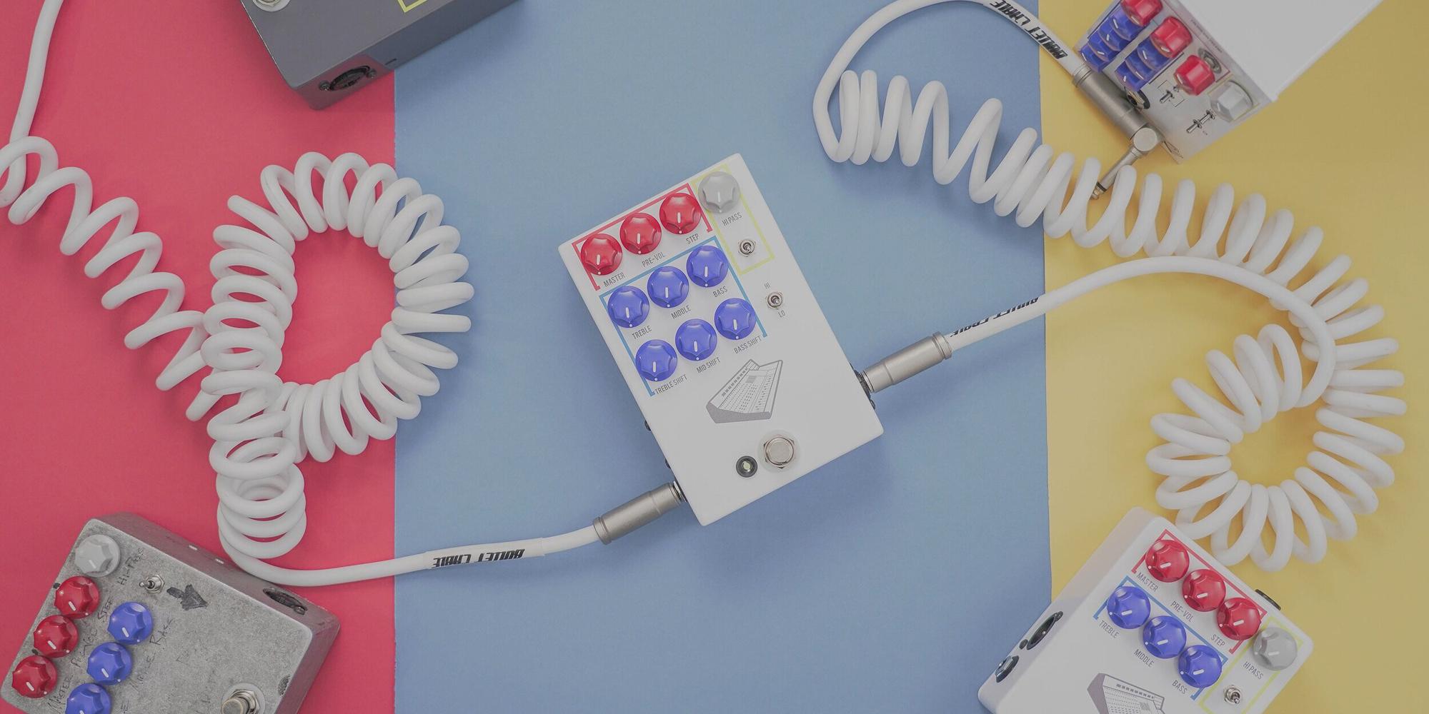 JHS Pedals 新製品 Colour Box V2 発売