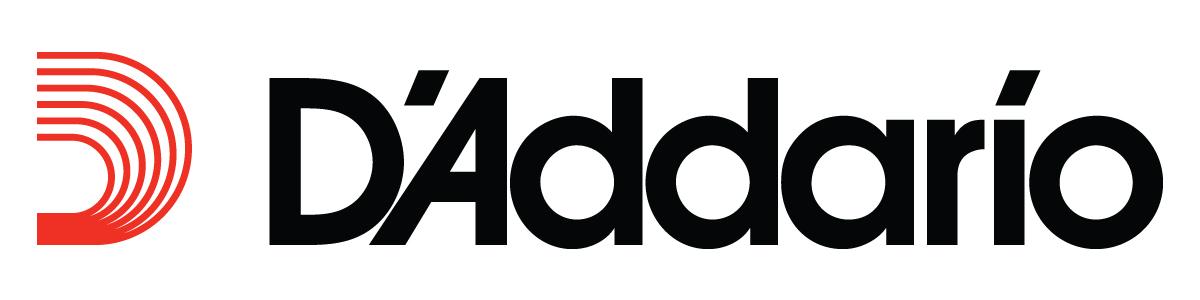 D'Addarioアーティスト 横田明紀男氏 製品レビュー ロゴ