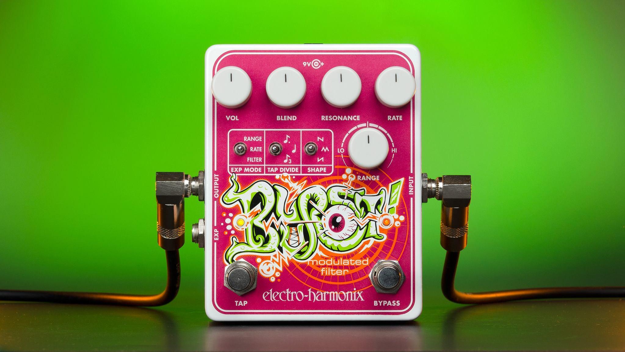Electro-Harmonix 新製品 Blurst がリリースされます!
