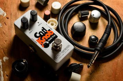Electro-Harmonix Cntl Knobがリリースになりました