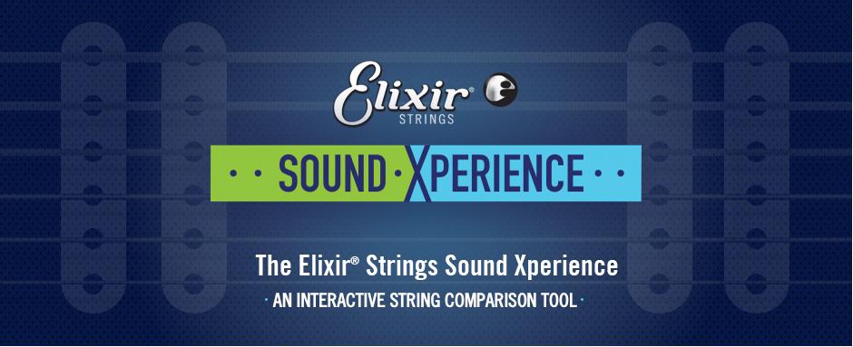 エリクサーストリングス、より自然な弾き心地のエレキギター用コーティング弦を発表