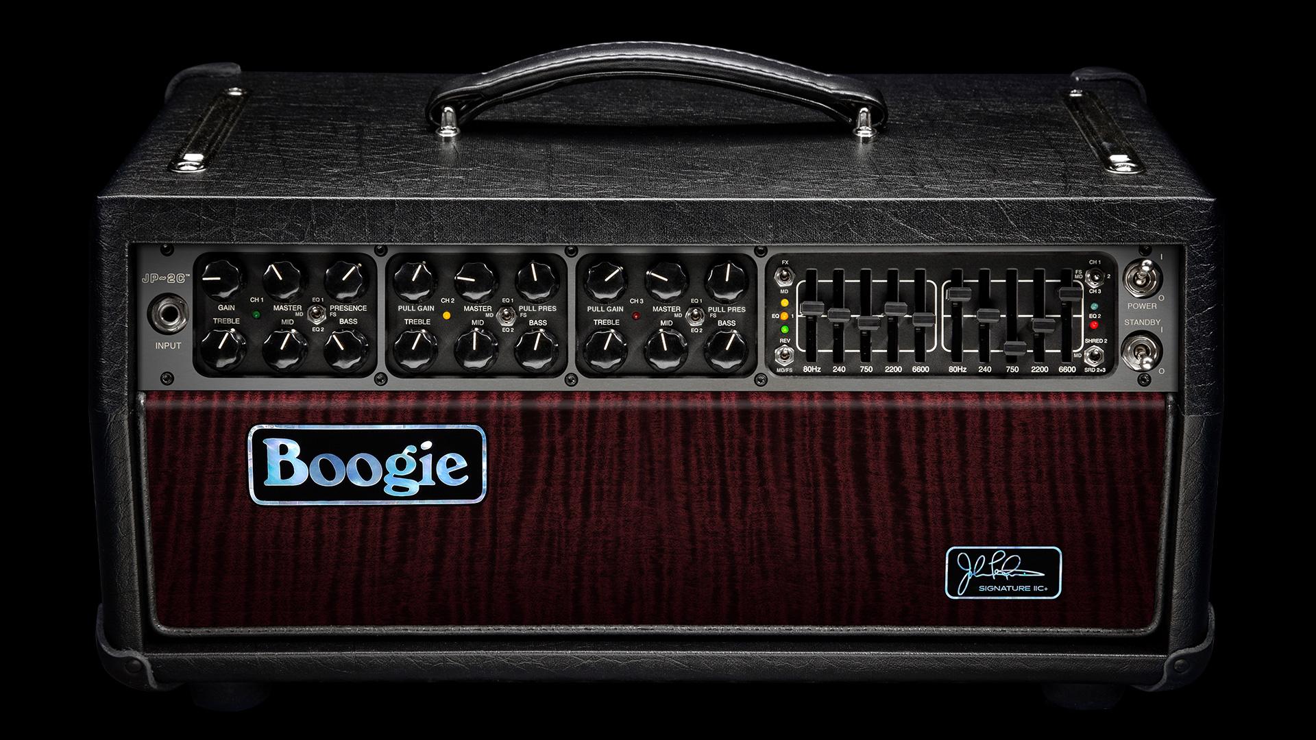 MESA/Boogie JP-2Cリミテッドエディションとラックマウントヘッドがついに入荷!!