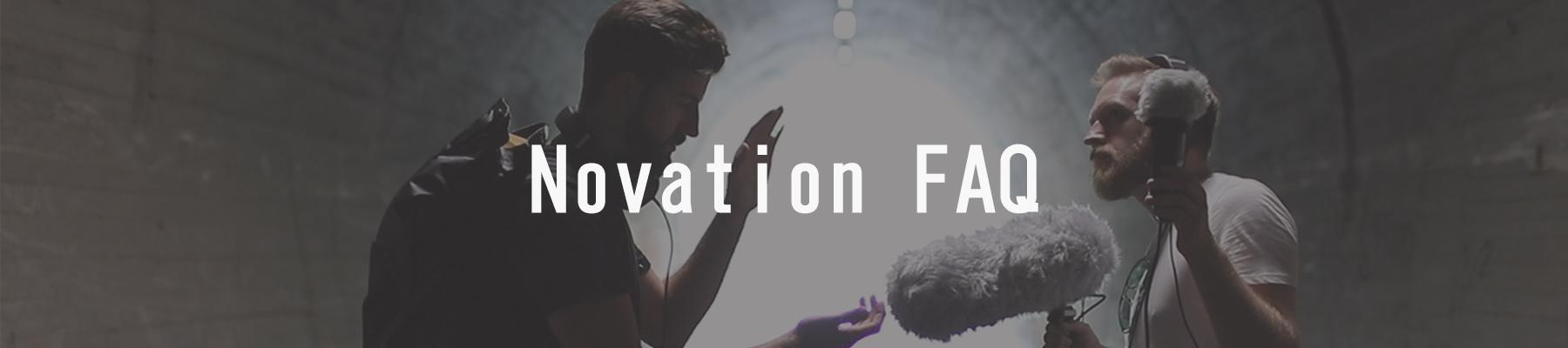 Novation FAQ